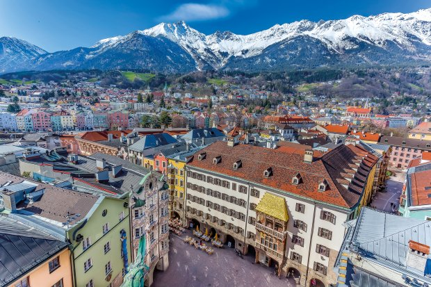 Jet2.com Inn-troduces New Summer Destination – Innsbruck!