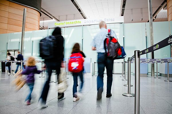October Passenger Numbers Up 3% At Dublin Airport
