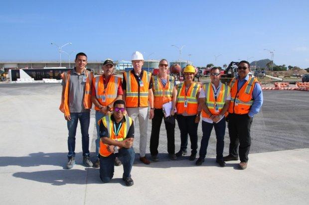 AUA Gateway 2030: West Apron WAE3 & MA1 Handover