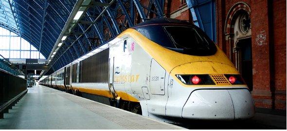 High Speed Rail Vs Air: Eurostar at 25, The Story So Far
