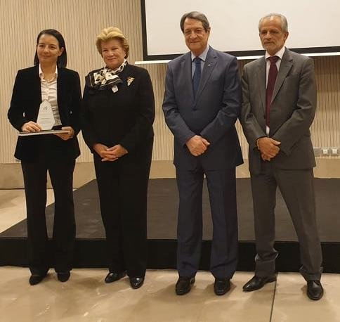 Hermes Airports honoured at the 5th Cyprus Corporate Social Responsibility Competition