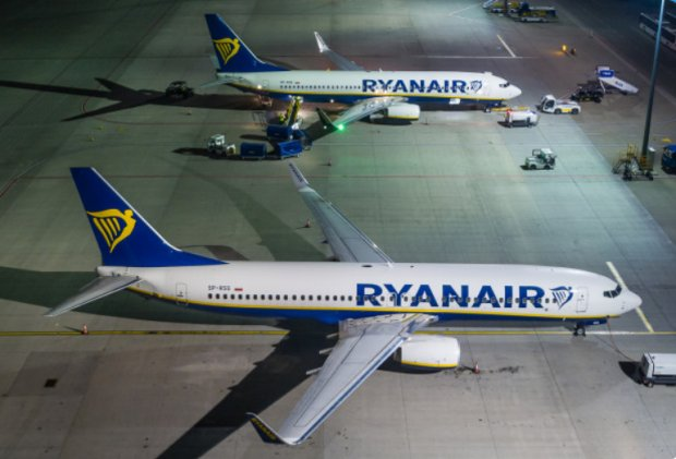 New Ryanair connections to Bulgaria and Ukraine
