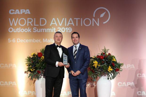 LARGE AIRPORT OF THE YEAR: ISTANBUL SABİHA GÖKÇEN INTERNATIONAL AIRPORT