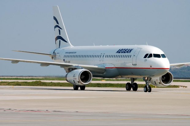Birmingham Airport Welcomes New Route from Aegean Airlines