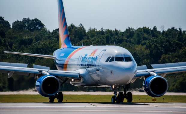 Allegiant Announces Service from Pittsburgh to Three Markets