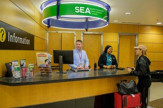 Seattle-Tacoma International Airport Kicks Off Major Customer-Focused Initiatives and Amenities