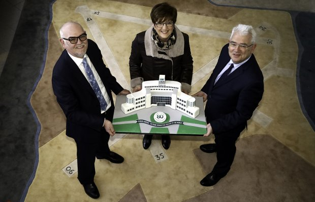 Dublin Airport Celebrates 80 Years Connecting Ireland To The World
