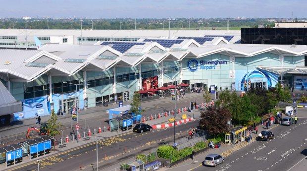 Birmingham Airport's passenger figures round-up for 2019