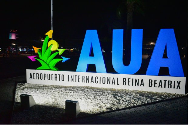 Increased passenger figures for AUA in 2019!
