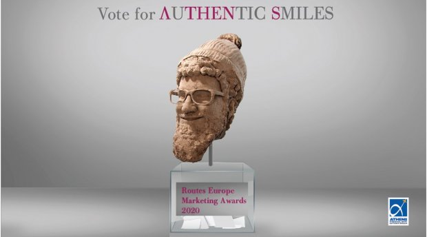 "Are you ready to vote for the ""Authentic Smiles"" of Athens?:)"