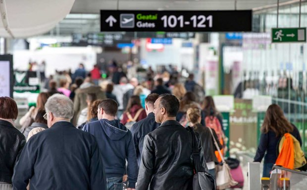 Dublin Airport Welcomed 32.9M Passengers In 2019