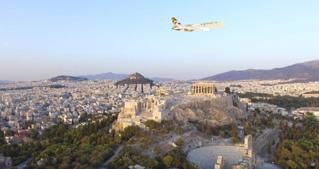 Athens: Etihad Airways to increase frequencies during busy summer period