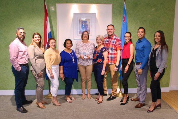 AUA wins Routes Exchange Award 2020