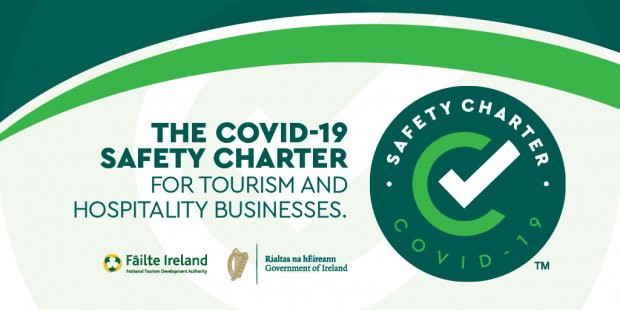 Irish Tourism COVID-19 Safety Charter | Dublin Airport | Routesonline