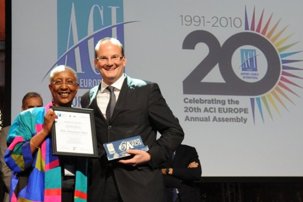 MIA wins ACI Europe's Best Airport Award 2010 in its category - 6/18/2010