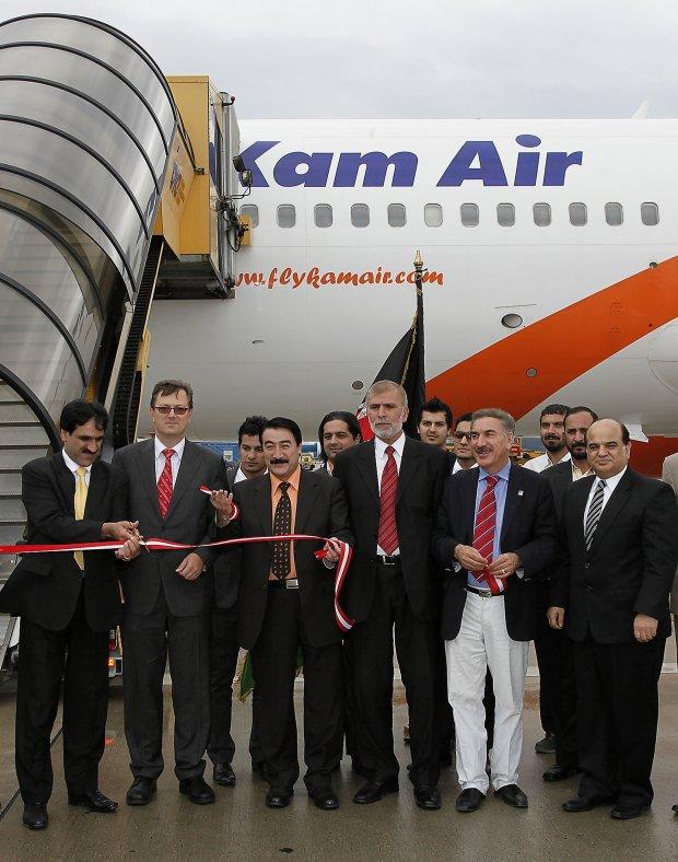 Inaugural Kam Air