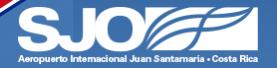 Juan Santamaria Int Airport, San Jose, Costa Rica logo