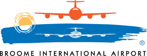 Broome International Airport logo
