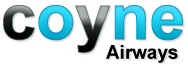 Coyne Airways logo