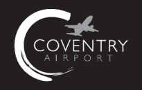 Coventry Airport logo