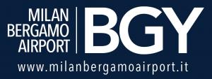 Milan Bergamo Airport logo