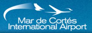 Aeropuerto Internacional Mar de Cortes logo