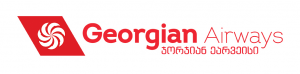 "Georgian Airways ""Airzena"" logo"