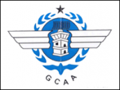 Ghana Civil Aviation Authority logo