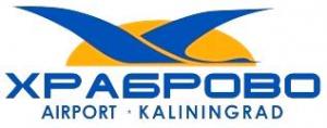 Kaliningrad Khrabrovo Airport logo
