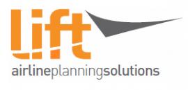 LIFT Airline Planning logo