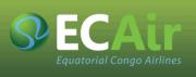 Equatorial Congo Airlines - ECAir logo