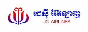 JC(Cambodia) International Airlines logo