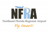 Northeast Florida Regional Airport logo