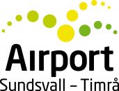 Sundsvall-Timrå Airport logo