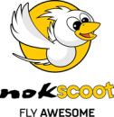 NokScoot Airlines logo