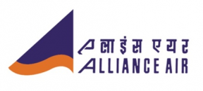 Alliance Air (India) logo
