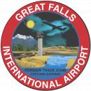 Great Falls International Airport logo