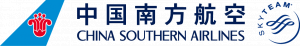 China Southern Shanghai Airlines logo