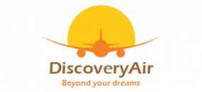 DiscoveryAir logo