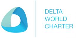 Delta World Charter logo