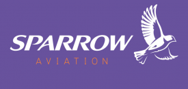 Sparrow Aviation logo