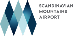Scandinavian Mountains Airport logo