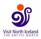 Visit North Iceland logo