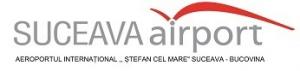 """""""Stefan cel Mare"""" Suceava Airport (SCV / LRSV) logo"""