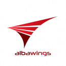 Albawings logo