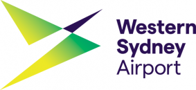 Western Sydney International Airport logo