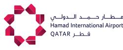 Hamad International Airport (Doha) logo