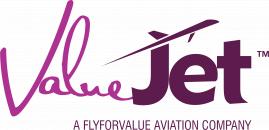 Value jet logo