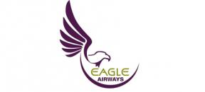 Eagle Airways logo