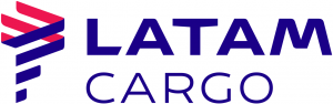 LATAM Cargo Colombia logo